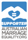 supporter of Australian Marriage Equality
